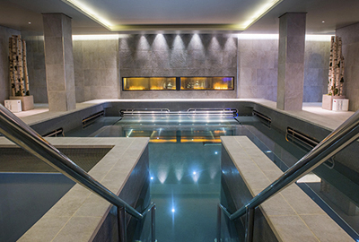 Liv Nordic Spa & Wellness Cayan Towers